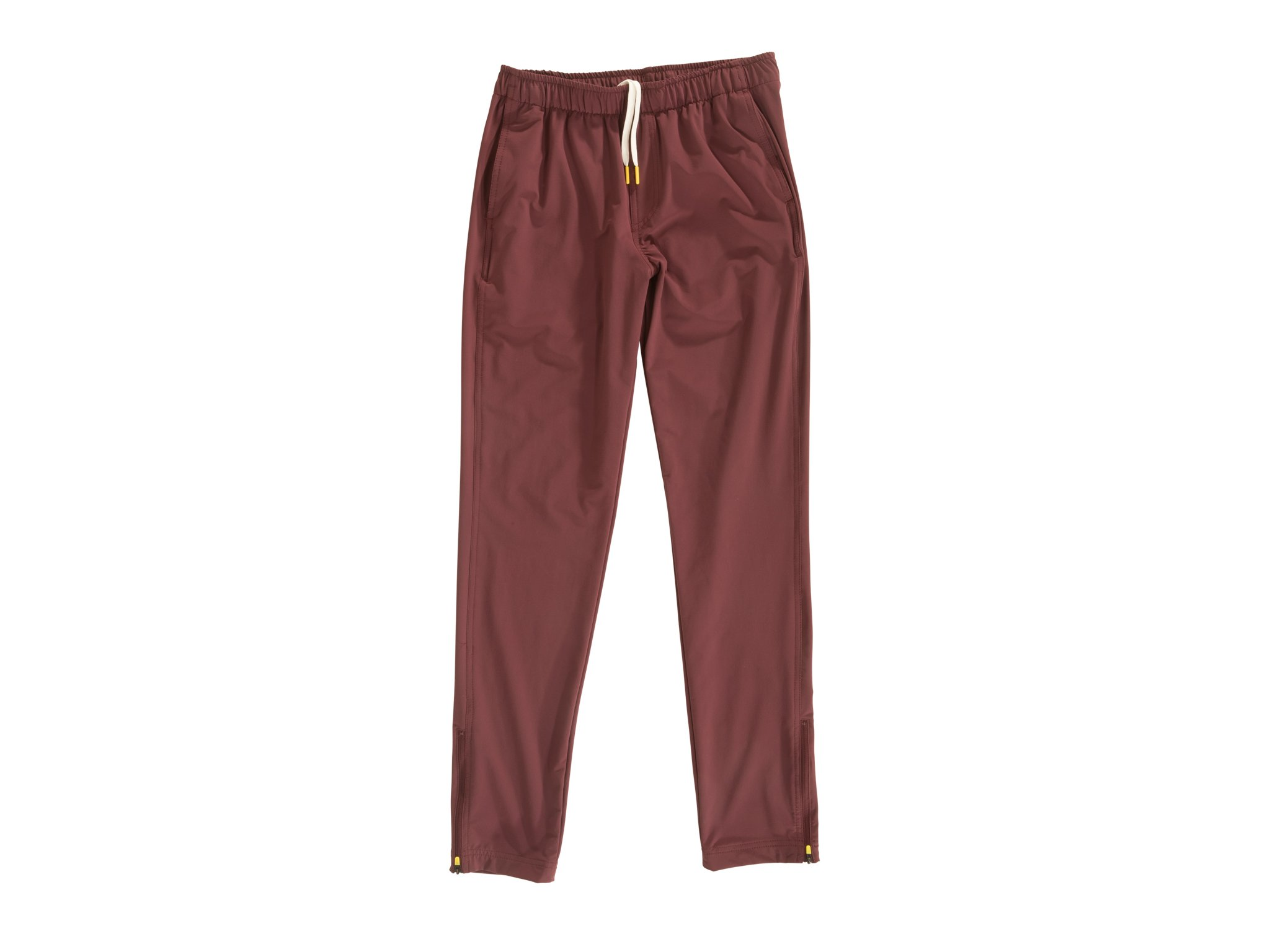 OLIVERS Apparel, Water Repellant, Athletic Cut, 4-Way Stretch, Bradbury Jogger Pants, 31 Inch Inseam - Crimson - Large by OLIVERS (Image #5)