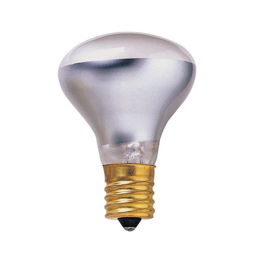 String light company incandescent light bulb pack of 25 - Bulbrite 25r14n 25 Watt Incandescent R14 Mini Reflector Light Bulb Intermediate Base Amazon Com
