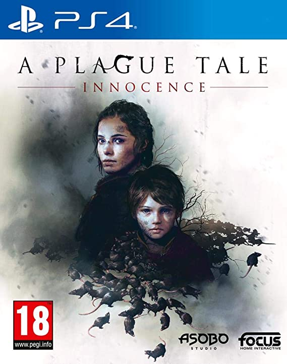 [2019-05-14]  A Plague Tale Innocence PS4/One 61IGPtzym2L._SX569_