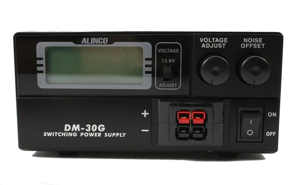 Radiocomunicacin ALINCO DM30G Fuente alimentacion conmutada 25A ...
