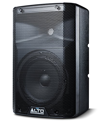 (Alto Professional TX208 – 300-Watt 8-Inch 2-Way Powered Loudspeakers With Active Crossover, Performance-Driven Connectivity and Integrated Analogue Limiter)