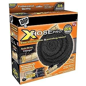 DAP 09106 Dap X Hose Pro Expanding Hose, 25'
