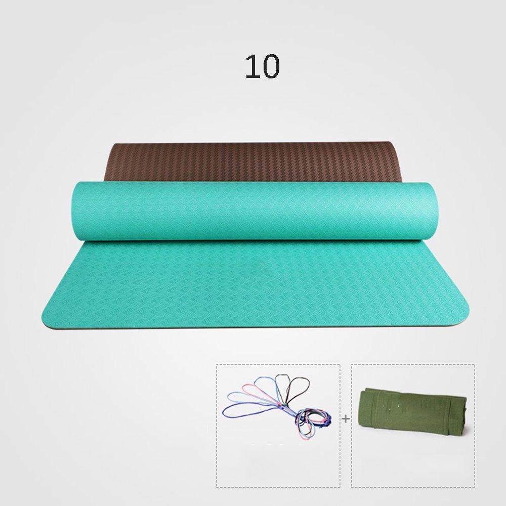 D Pique-Nique Tapis de Yoga de Sports et de Forme Physique de 183cm  61cm  6mm
