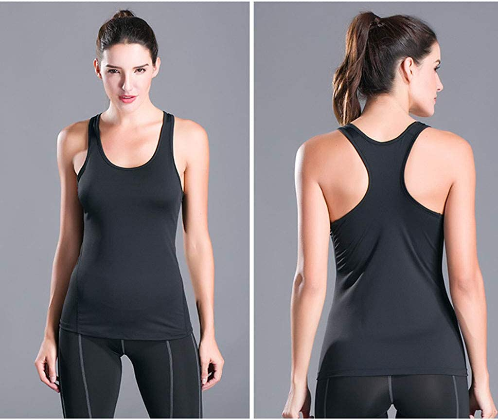 iFOMO Stylish and Breathable Tank Tops for Women Home Workout