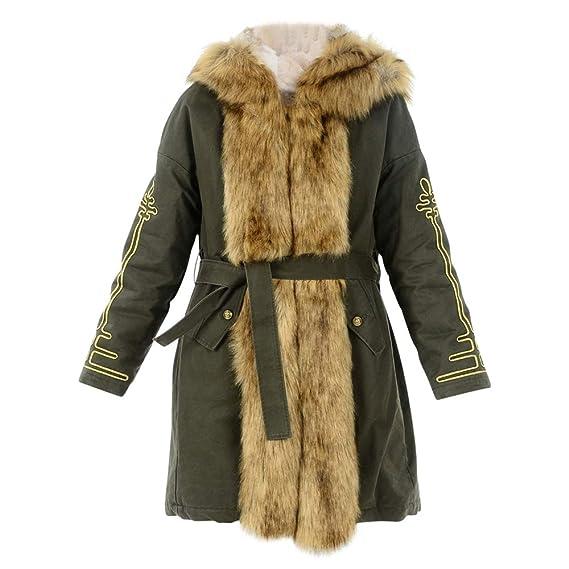 online retailer 12327 76374 Pinko Parka EVIDENZIATORE (42): Amazon.it: Abbigliamento