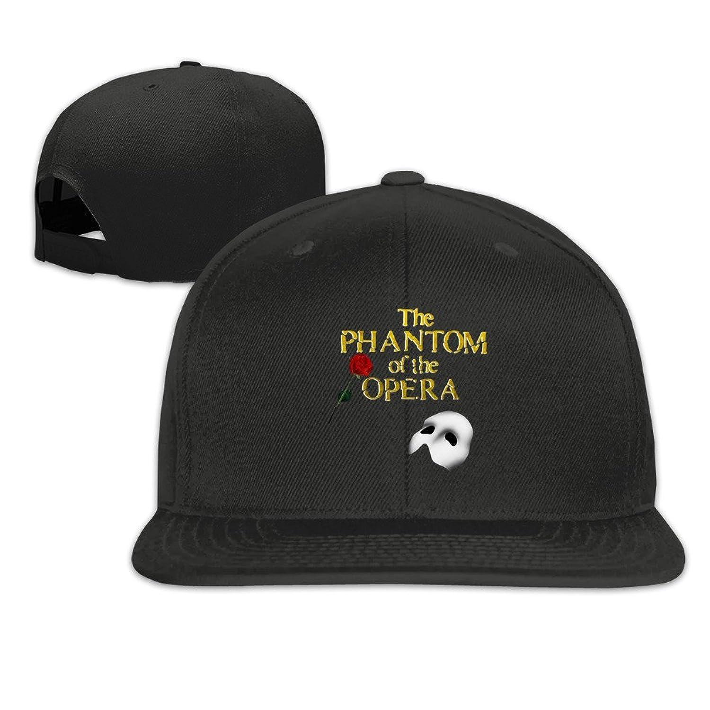 Sunny Fish6hh Adjustable The Phantom Of The Opera Logo Baseball Caps Hat Unisex