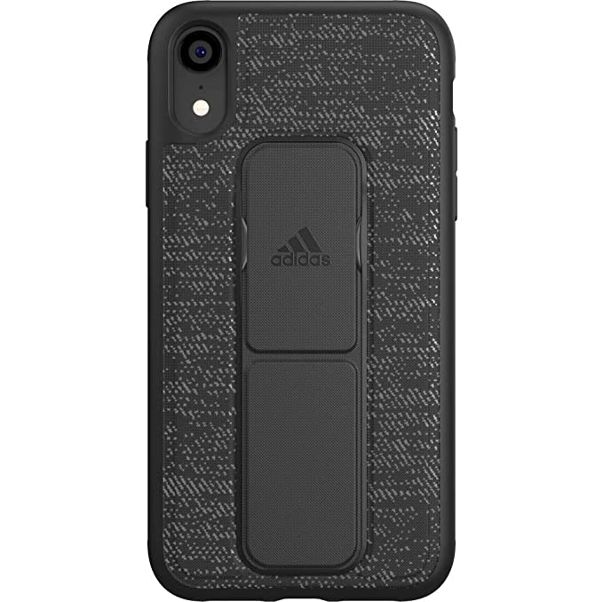 new arrival 80815 97a7f adidas Sports Grip Case for iPhone XR - Black