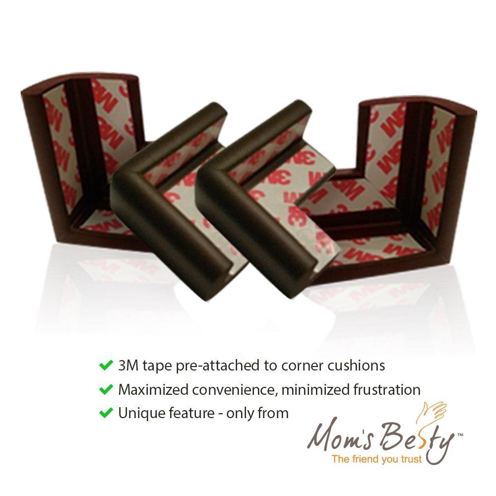 High Quality Amazon.com : Edge Cushion U0026 Corner Guard Set   EXTRA DENSE Childproof  Furniture Protectors   16.2 Ft. Coverage (15 Ft. Edge U0026 4 TAPED Corner  Bumpers) ...