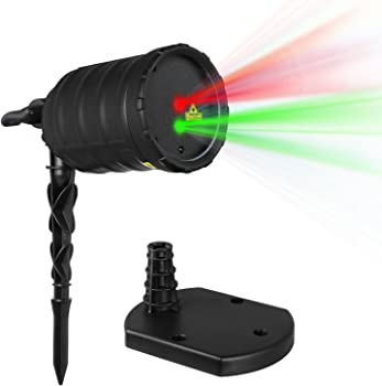 AUTO-VOX Christmas Lights,Outdoor Projector Lights