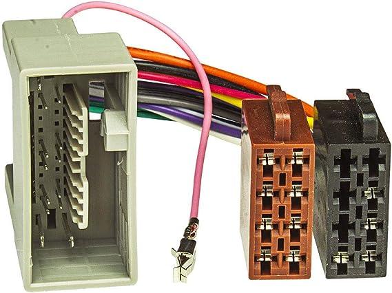Tomzz Audio 7017 002 Radio Adapter Kabel Passend Für Honda Accord Pilot Jazz Fit Mr V