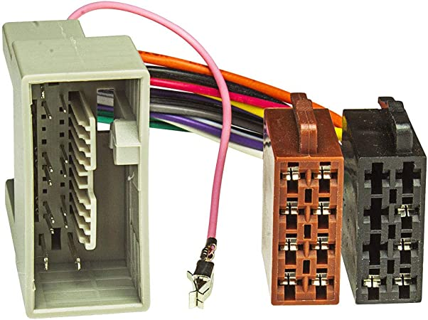 Tomzz Audio 7017 002 Radio Adapter Kabel Passend Für Elektronik
