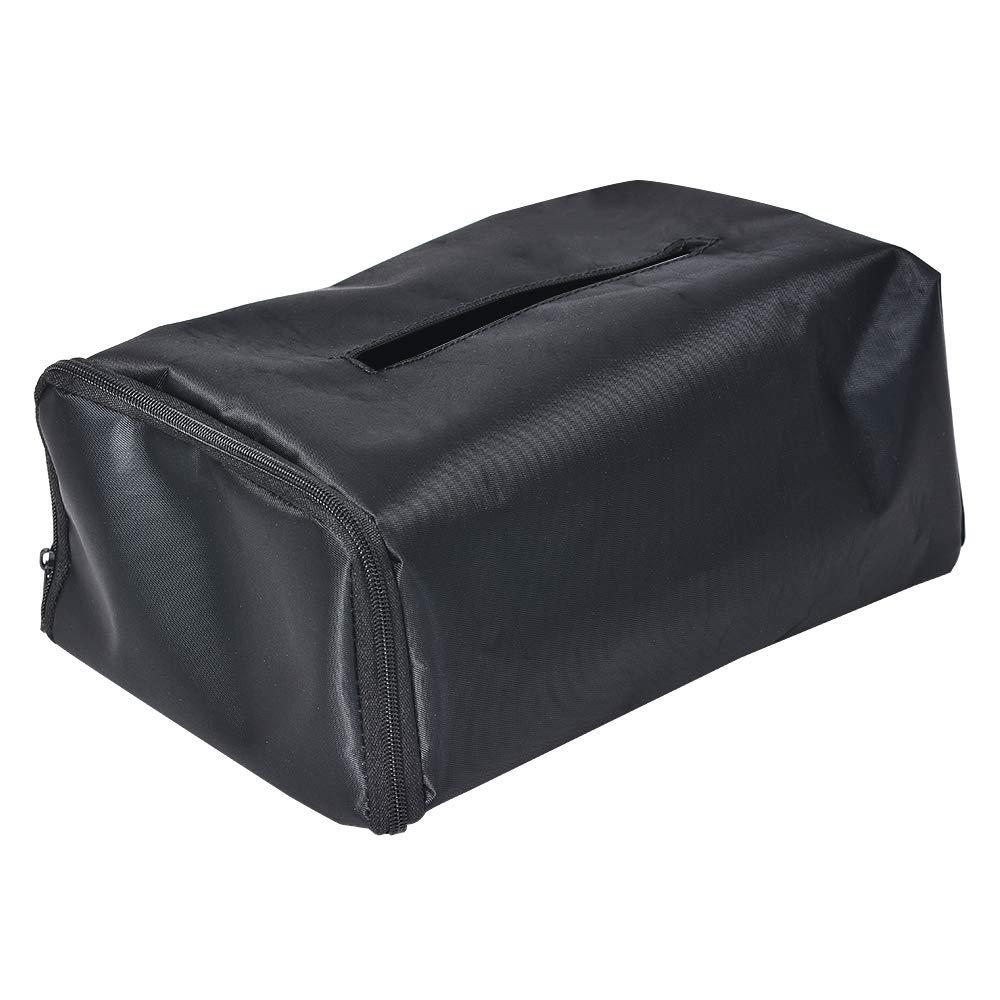 Gadagoda A Single Napkin Box, Car Storage Bag, Ipad Car Seat Back Seat, Anti Kick Pad, Hanging Bag -1