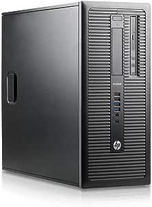 Fastest HP Desktop Business Tower Computer PC (Intel Ci5-4570, 16GB Ram, 2TB HDD + 120GB SSD, Wireless WiFi, Display Port, USB 3.0) Win 10 Pro (Renewed)