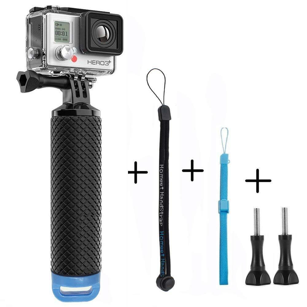 Verde Homeet Palo Flotante Selfie Grib Flotador Empu/ñadura Deporte Acu/ático Monopod de Buceo para GoPro Hero 5//4//3+//3 Session SJCAM //Garmin Virb XE//Xiaomi Yi//DBPOWER