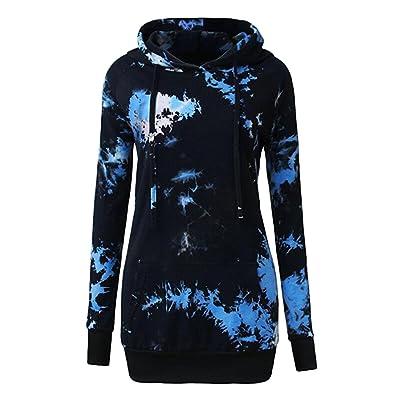 Zhhlaixing Fashion Ladies Printing Long Sleeved Sportswear Sweater Slim Waist Pullover Hoodies Chandail Femme Sweatshirt