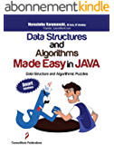 Data Structures and Algorithms Made Easy in Java: Data Structure and Algorithmic Puzzles (English Edition)