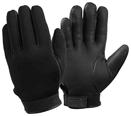 Rothco Cold Weather Neoprene Duty Gloves: Amazon.es ...