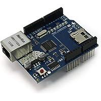 Sungpunet Ethernet Shield W5100 Micro-SD Slot di espansione modulo di Rete per Arduino Uno Mega2560 1280 ATmega328 168 S09