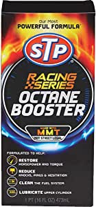 Armored Auto Group STP 16 Fl. Oz. Racing Series Octane Booster Gas Treatment - 1 Each