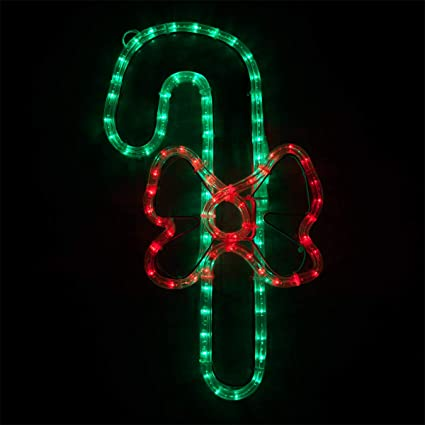 led christmas decorations outdoor christmas led decorations outdoor led rope light 20 - Neon Outdoor Christmas Decorations