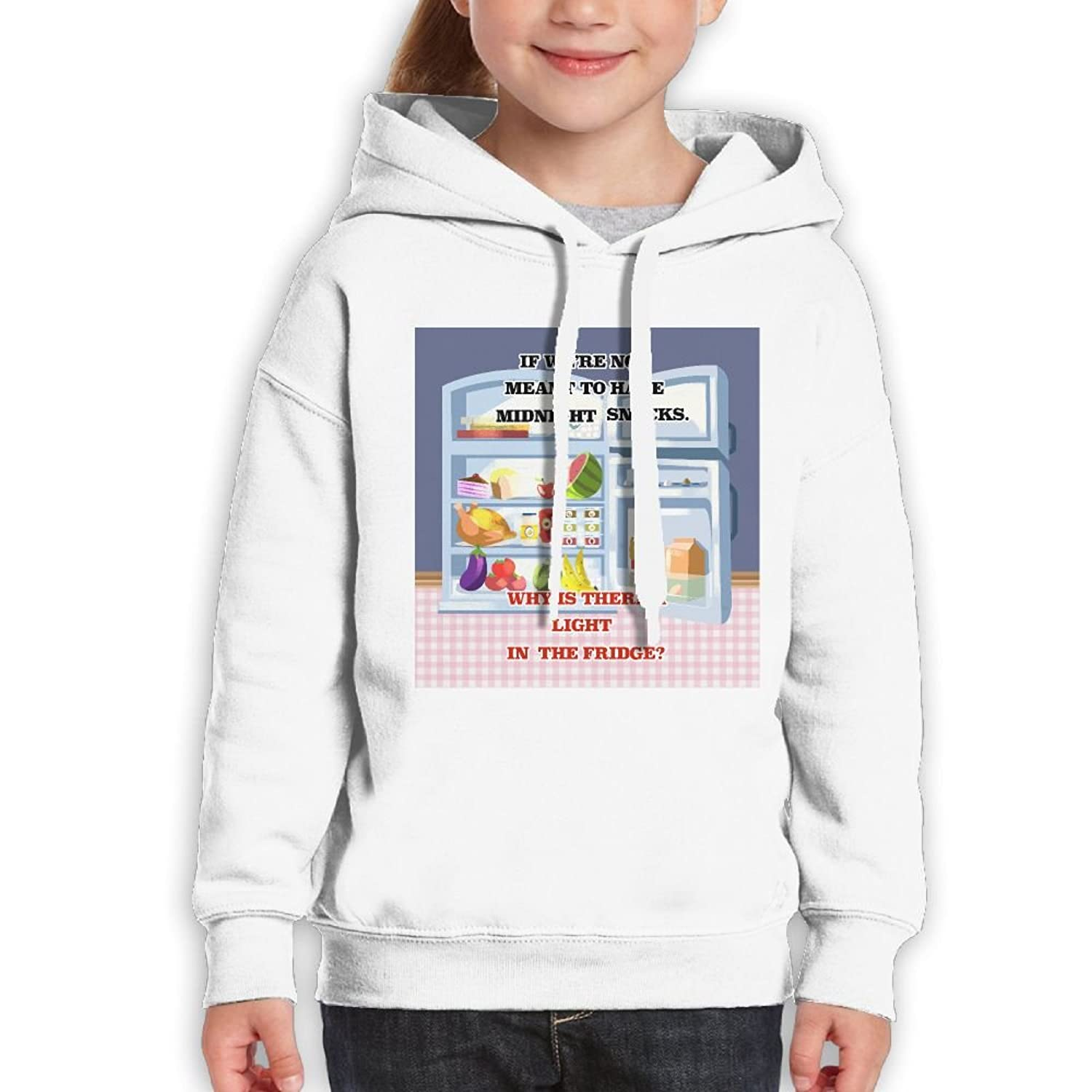 Why Is There A Light In The Fridge Teenage Girl Classic Best Hoody Urban