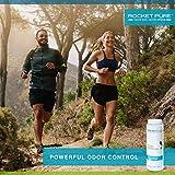 Natural Foot & Shoe Odor Eliminator Powder - For