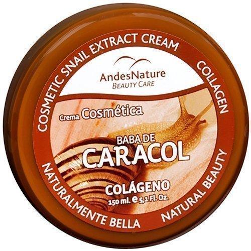 144,6gram (150ml) Baba de Caracol Crema 90% de l'extrait d'escargots Crème pour anti-âge, acné, cicatrices, brûlures, les imperfections, les vergetures par mal Trading UK