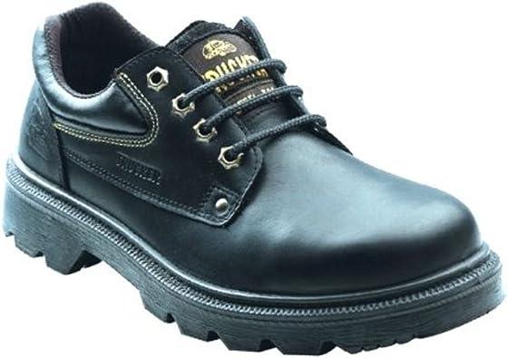 Trucker Steel Toe cap Safety Shoe, Scarpe Antinfortunistiche