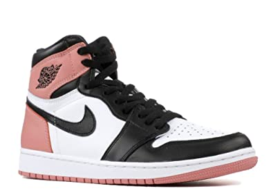 b234adbb9bd Image Unavailable. Image not available for. Color: Air Jordan 1 Retro High  Og Nrg 'Rust Pink' - 861428-101 -