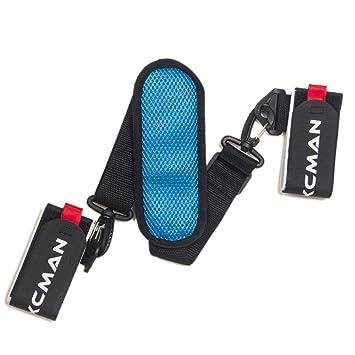 Einstellbar Nylon Schultergurt Tragegurt Strap Tape Band Ski Snowboardfahren