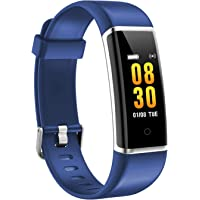 AUSUN Fitness Tracker Watch, FT901 GPS Activity Tracker with Color Screen, Step Calorie Counter Pedometer Fit Watch, Sleep Monitor Smart Bracelet for Kids Women Men, Android IOS Christmas Thanksgiving Gifts