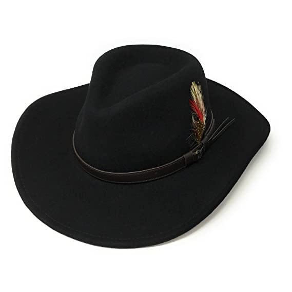 8bd8d5c2c614d Cotswold Country Hats Crushable Safari Fedora Hat. Wide Brim. Choice of  Colours and Sizes. Small
