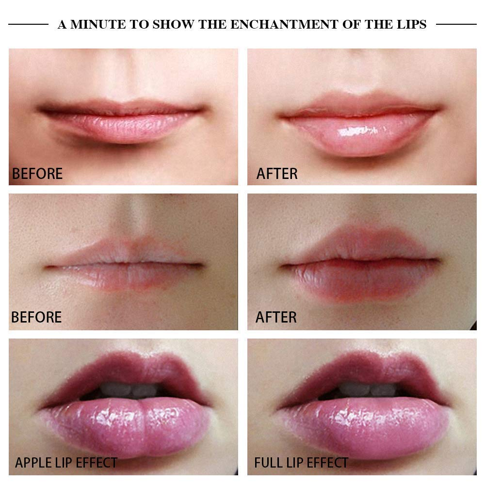 Red Electric Lip Plumper Automatic Lip Plumpering Device 3 Suction Power Type Lip Thicker Tool by Aldalife (Image #5)
