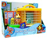 Fisher-Price Wonder Pets Portable Playsets Linny