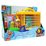 Fisher-Price Wonder Pets Portable Playsets Linny ~ Fisher-Price