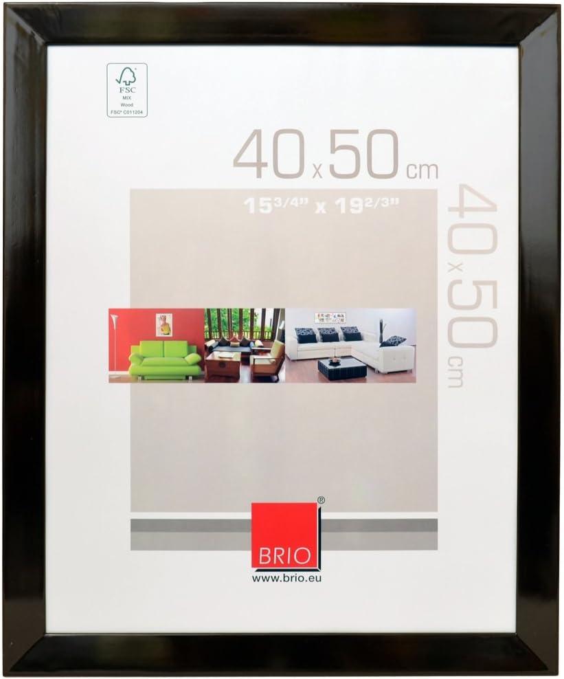 10 x 15 Nero Brio 30501/Cornice Elite Nero 10/x 15/cm