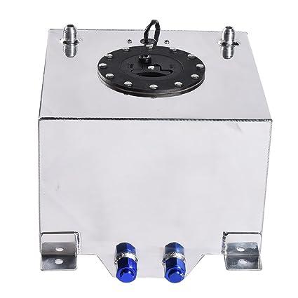 Amazon.com: SUNROAD 5-Gallon Universal Fuel Cell Gas Tank Aluminum