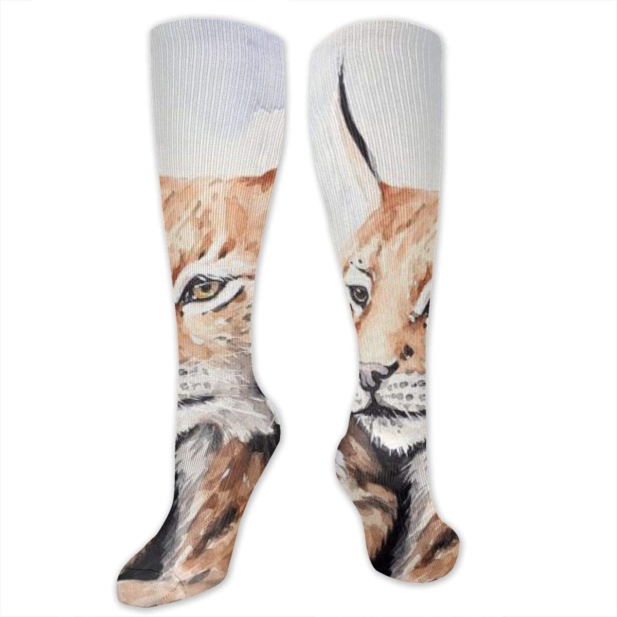 Lacrosse Hockey Rugby Socks White Volleyball Baseball Feature Personal Soccer Socks For Soccer Softball
