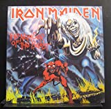 Iron Maiden - The Number Of The Beast - Lp Vinyl Record