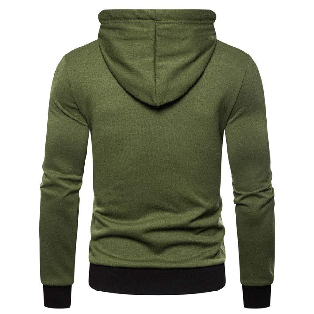 3bde495a548e3 Amazon.com : VIASA_ Men's Casual Hoodie Tank Tops Pullover Hooded ...