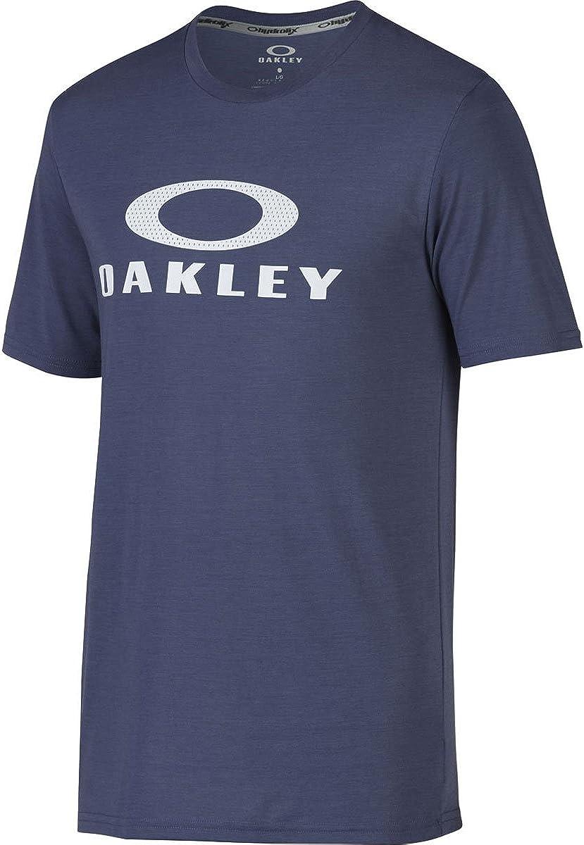 Oakley O-Mesh Bark - Camiseta Hombre: Amazon.es: Ropa y accesorios