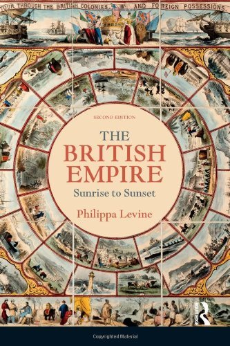 By Philippa Levine The British Empire: Sunrise to Sunset (2nd Second Edition) [Paperback] (The British Empire Levine compare prices)