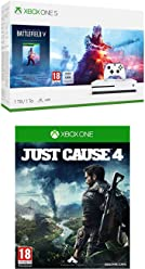 Xbox One S 1TB Battlefield V + Just Cause 4 (Amazon Exclusive)