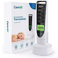 Termómetro Digital Frente y Oído, Termómetro Médico Infrarrojo