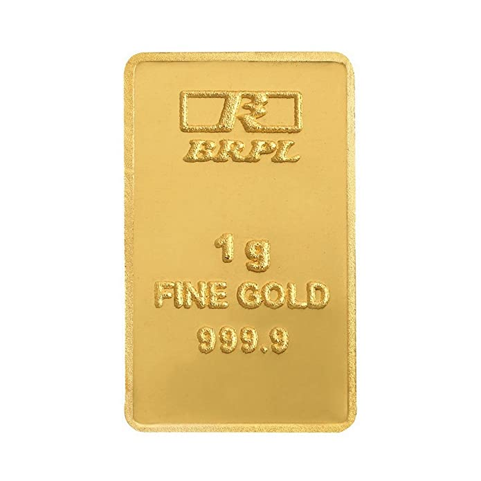 104  GRAM  gold bar recovery