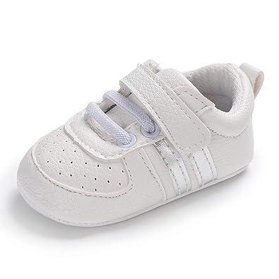 sale retailer 6f11e de191 Chaussures Bébé Binggong Chaussures Chaussures de Sport Anti-dérapant Stan  Smith Crib, Chaussures Bébé
