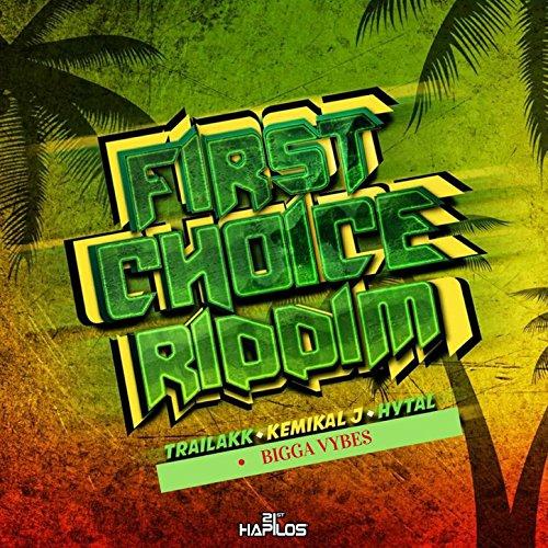 First Choice Riddim (Instrumental) by Da'Victor Music on