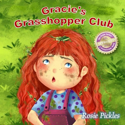 Gracie's Grasshopper Club (Gracie Growing Up) (Volume 1)