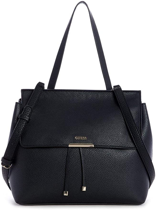 Amazon.com: GUESS Varsity Pop Top Handle Flap, talla única ...