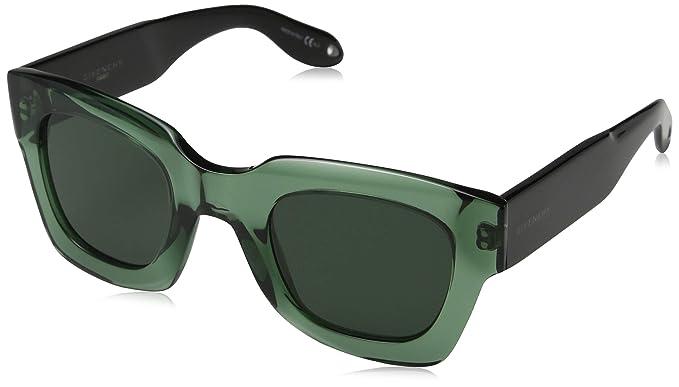 Givenchy GV 7061/S QT 1ED Gafas de sol, Verde Green, 48 para ...